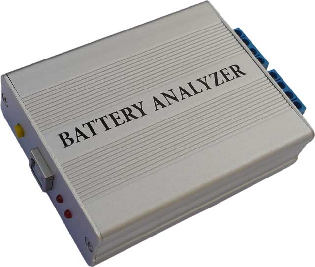 Battery Analyzer/Tester