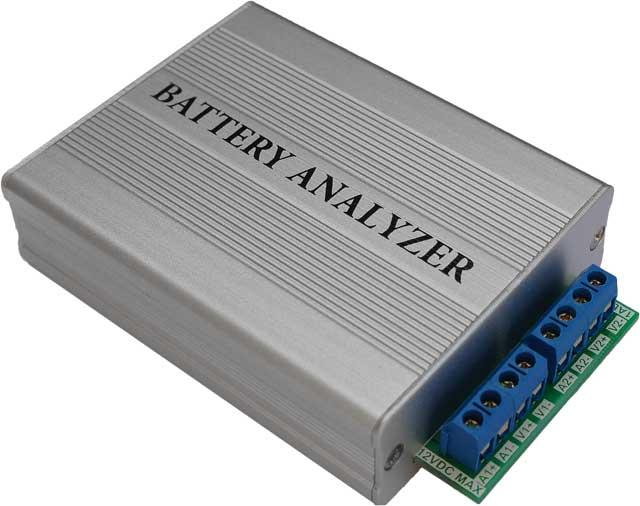 Battery Analyzer Tester