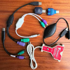 PS2 adapters