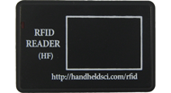 RFID Readers working with Bluetooth Keyboard Adapter